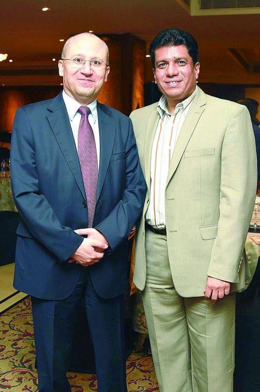 Turkey  consulate Arda Ulutas with Khaliqur