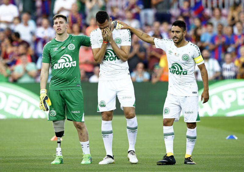 Barcelona vs CHAPO