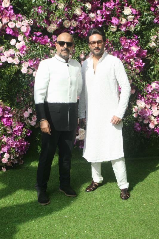 Music composer Vishal Dadlani and Shekhar Ravjiani. (Photo Courtesy: Mrugesh Bandiwadekar)