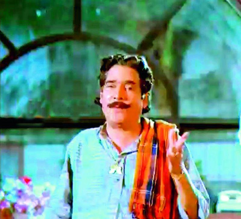 Rao Gopal Rao from the movie Aa Okkati Adakku