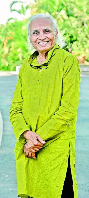 Dance Critic Dr Sunil Kothari