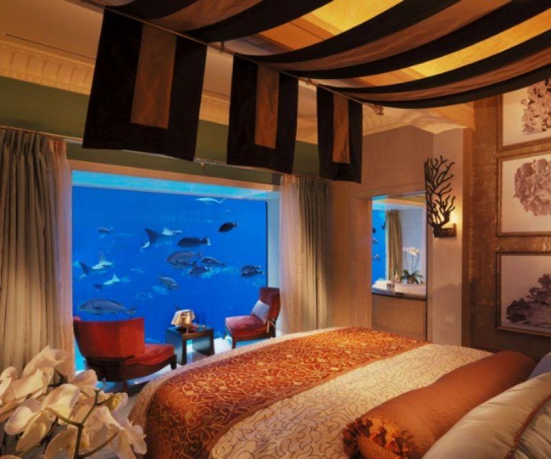 Underwater Suite, Atlantis The Palm