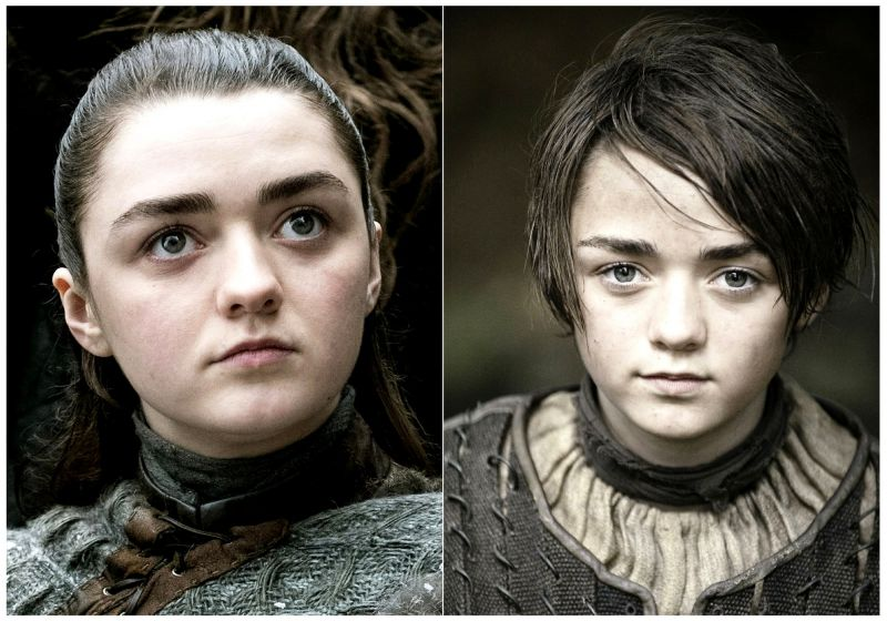Arya Stark has developed a taste for exacting revenge that it's hard to know whether she'll ever stop as season eight begins. (Photo: AP)