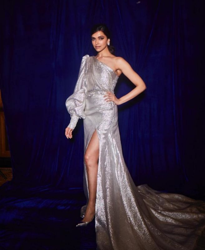 The stunning Miss Padukone.