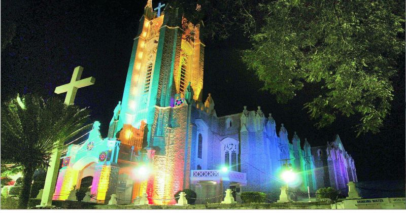 Medak Cathedral in Telangana
