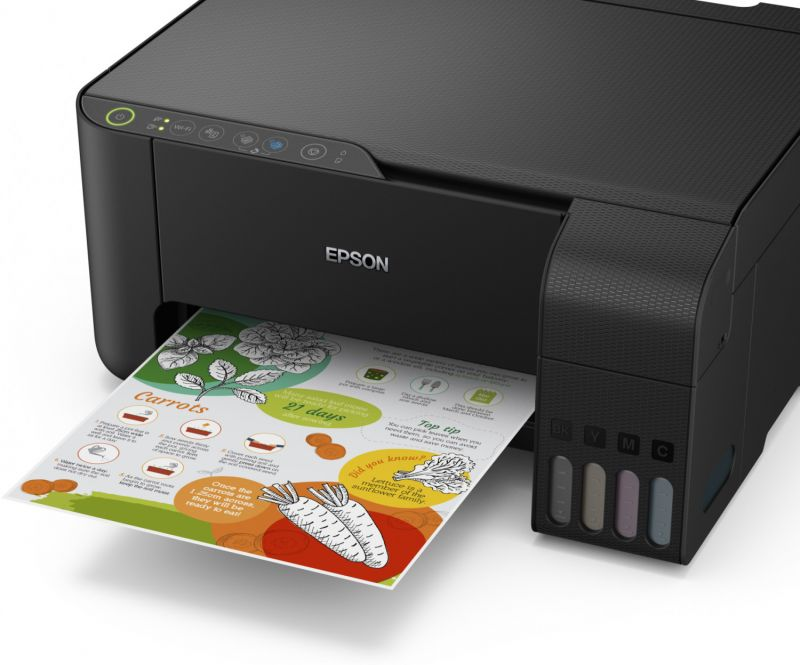 Epson EcoTank L3150 printer review: Low cost, stress-free