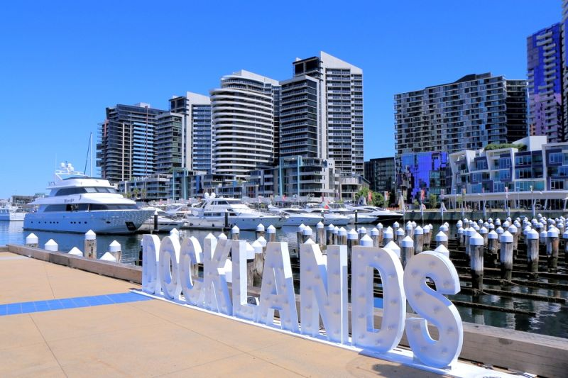 Docklands, the inner-western suburb of Melbourne, is one of the biggest popular tourist attractions of the city.