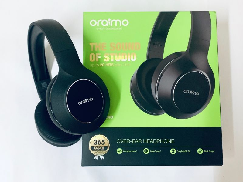 Oraimo Studio review