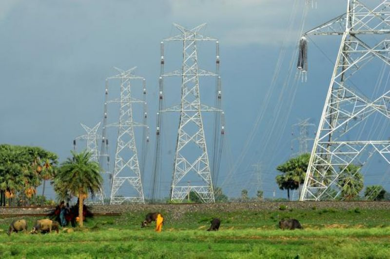 There was also a large push on rural electrification to ensure all villages had an electricity connection by 2018. (Photo:PTI)