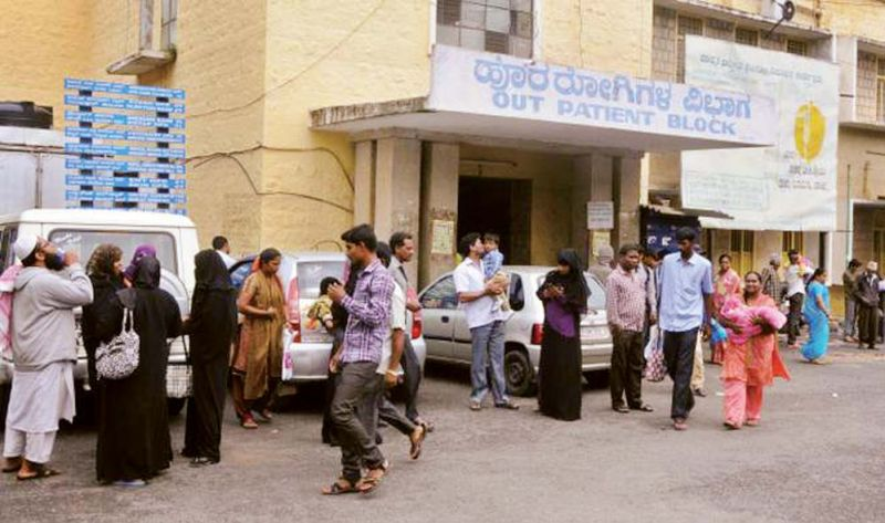 No healthcare for poor, Govt schemes in ICU.