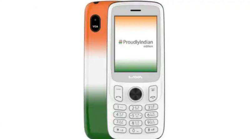 LAVA ProudlyIndian
