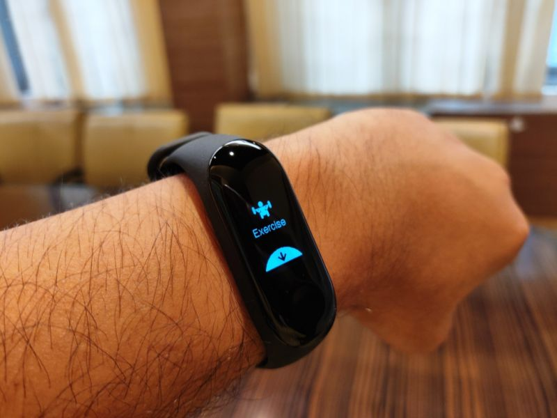 Xiaomi Mi Band 3 (Deccan Chronicle)