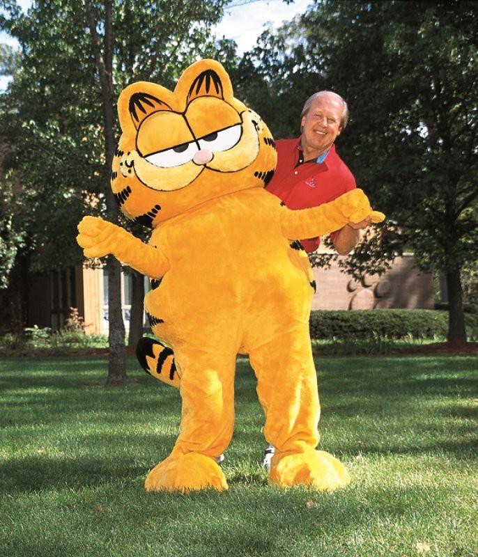 Garfield Turns 40 Creator Jim Davis Reveals The Unanswered Questions