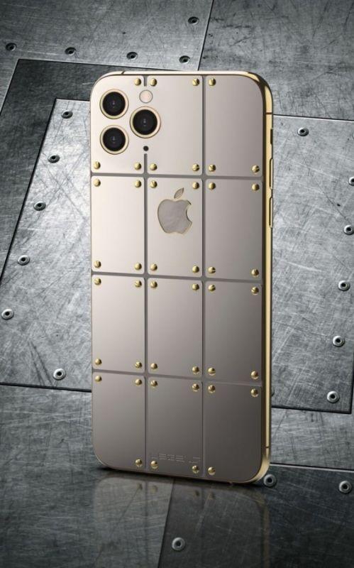 Legend iPhone customisations