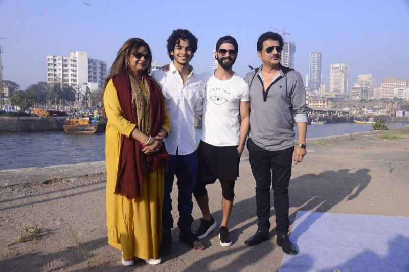 It's official! Shahid confirms brother Ishan's debut and it's not Sairat