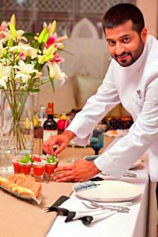 Chef Rishi