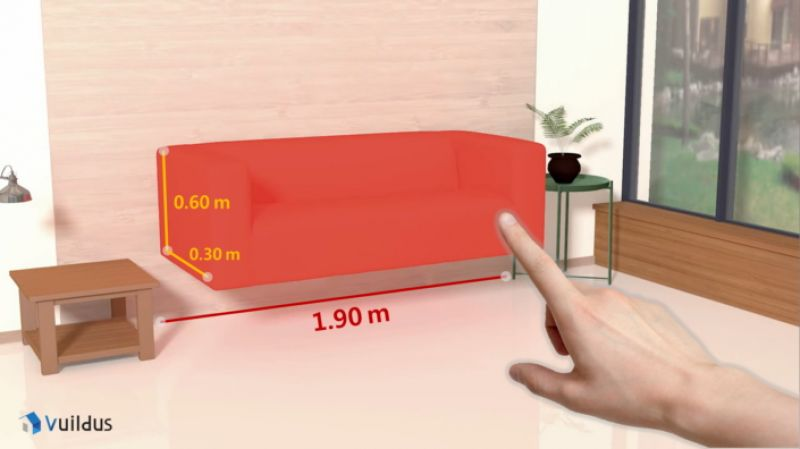 Relúmĭno enables visually challenged people to watch TV without using the expensive visual aids currently available in the market.