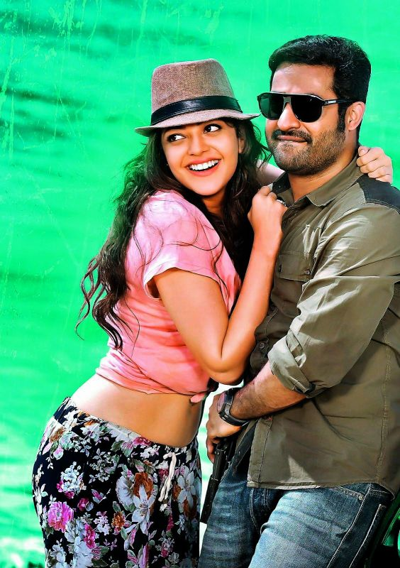 A still from Temper