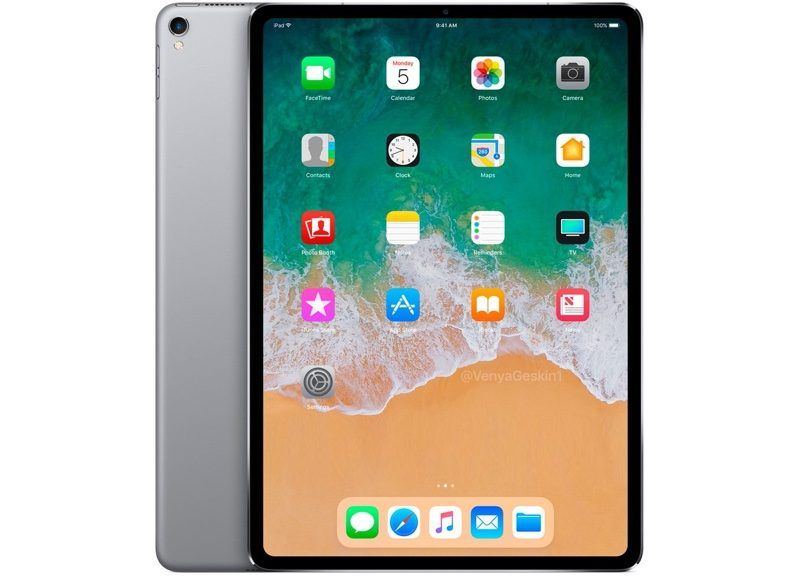 Apple working on iPad upgrade with Face ID, reveals iOS 11.3 firmware