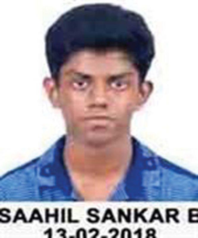 Sahil Sankar