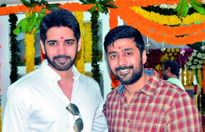 Sushanth and Rahul Ravindran