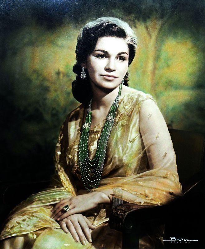 Princess Esra Jah of Hyderabad, Chowmahalla Palace Collection.