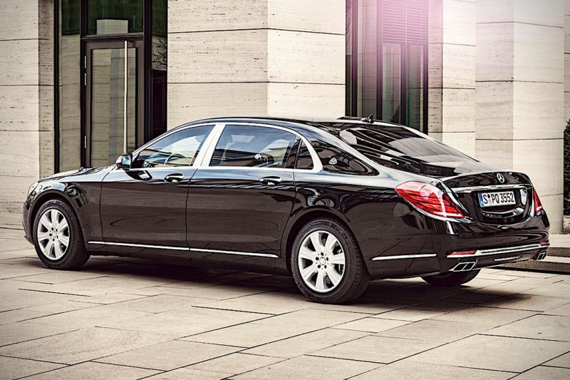maybach owners in hyderabad