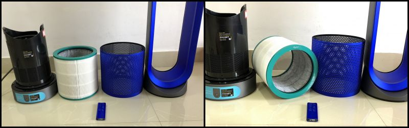 Dyson, Air purifier, Review