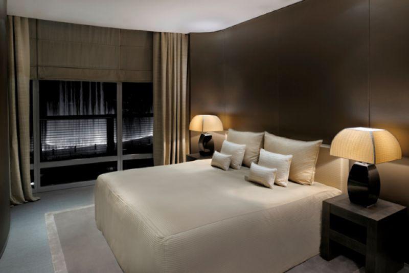 Armani Fountain Suite, Armani Hotel Dubai