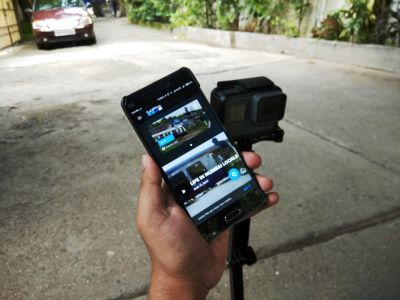 New GoPro app review: Now create instant videos for sharing