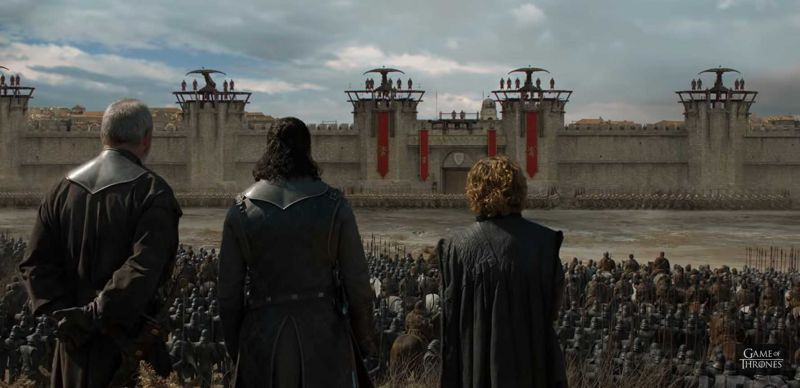 Image from Game of Thrones Season 8 Episode 5 (Photo: HBO)