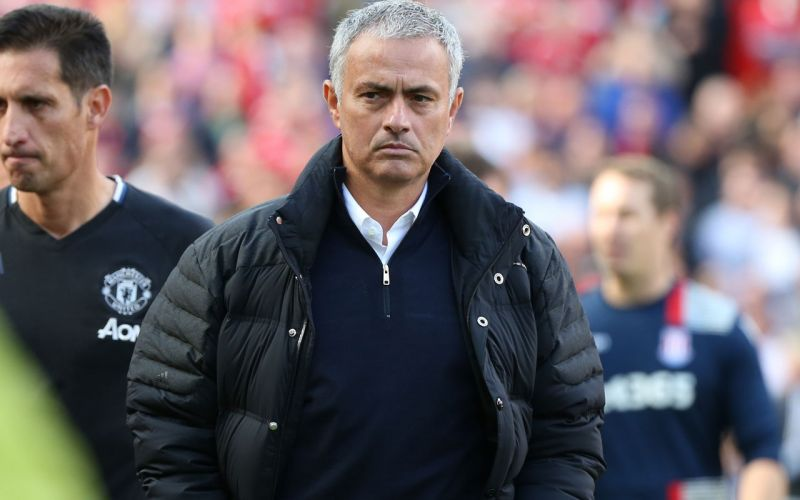 Jose Mourinho. (Photo: AFP)