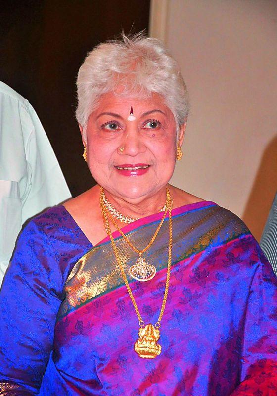 Sowcar Janaki, Krishna Kumari's sister