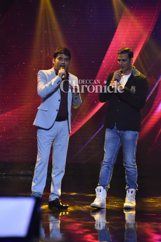 After No Show Kapil Back To Platform Which Brought Him