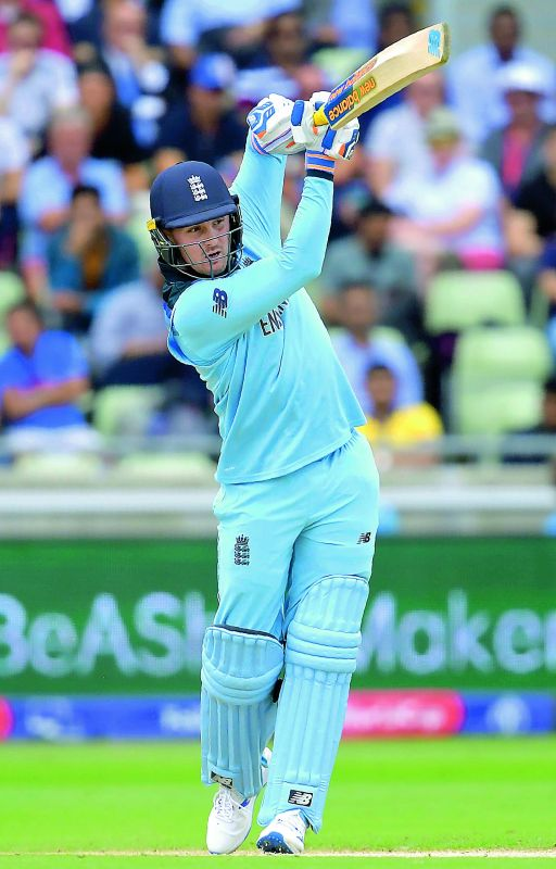 Jason Roy Born in Durban, South Africa, Roy came to the UK at 10.