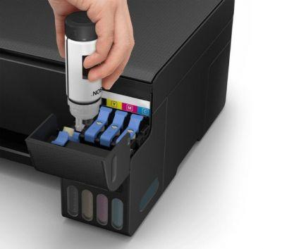 Epson EcoTank L3150 printer review: Low cost, stress-free