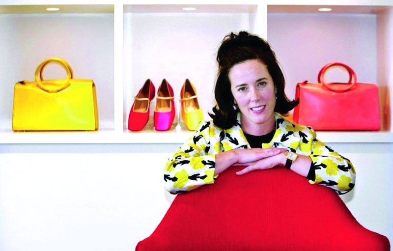 Fashion designer Kate Spade, who was known for her handbags and seemed to have it all, committed suicide in her Manhattan home this June.