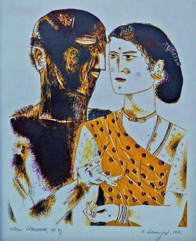 Laxma Goud Art