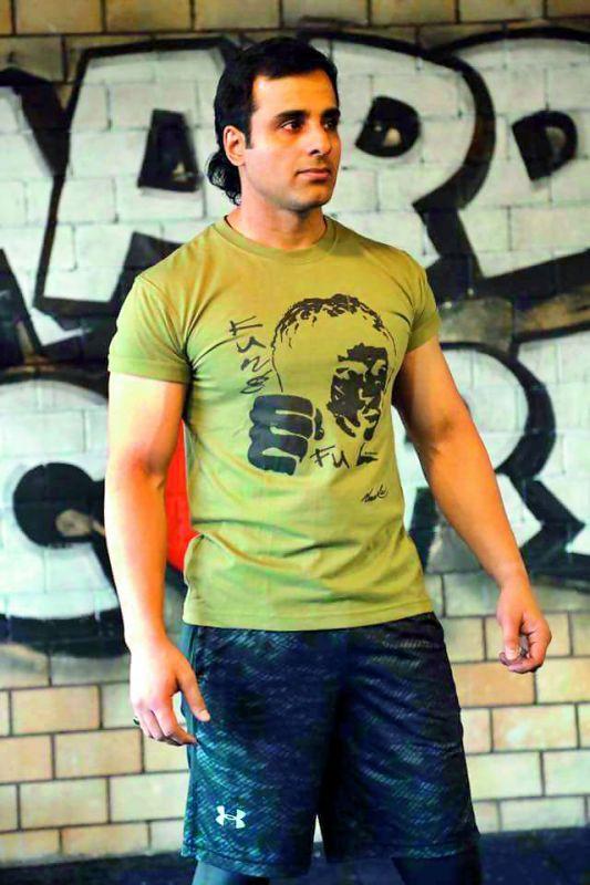 Kuldep Sethi, celebrity trainer