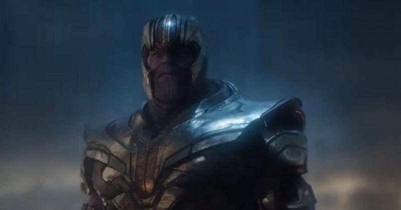 Josh Brolin as Thanos in Avengers: Endgame. (Image Source: YouTube)