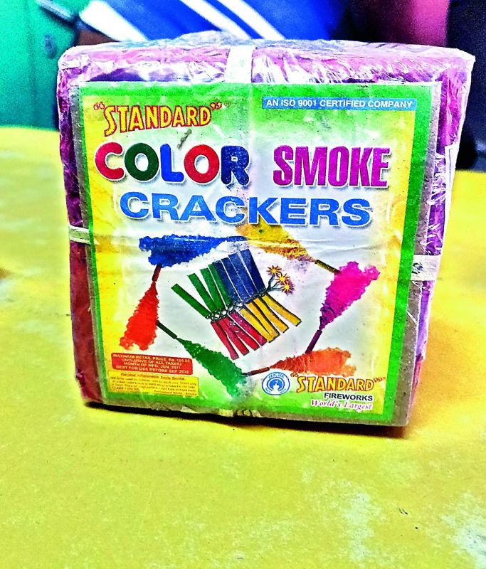 Nobody understands what green crackers are