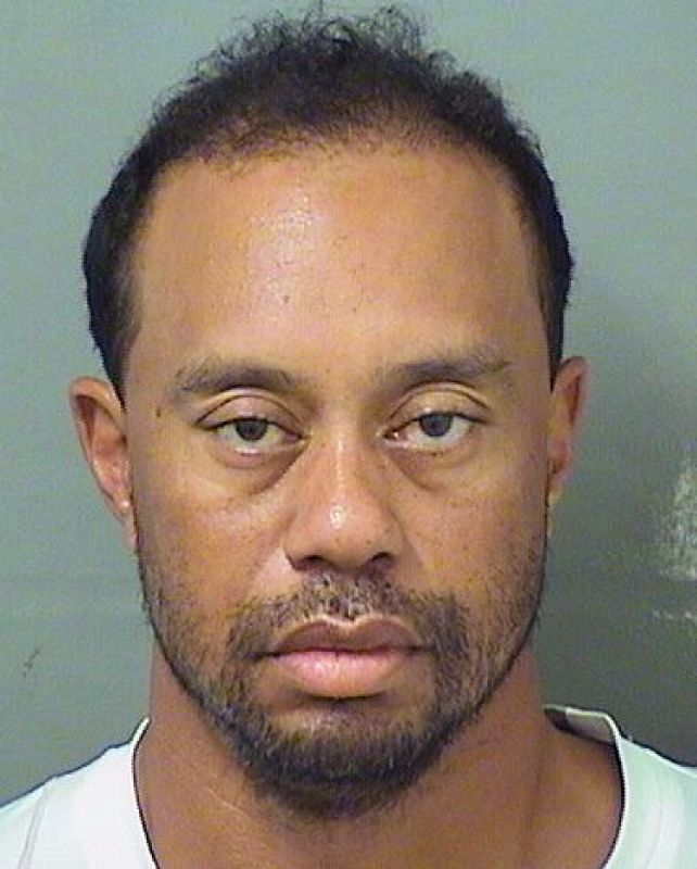 A police mugshot of Woods looking bleary-eyed and unshaven rapidly went viral, underscoring the protracted fall from grace which has befallen the superstar athlete once renowned as a clean-living, corporate pitchman. (Photo: AP)