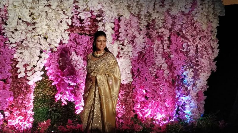 Kajol. (ANI Photo)