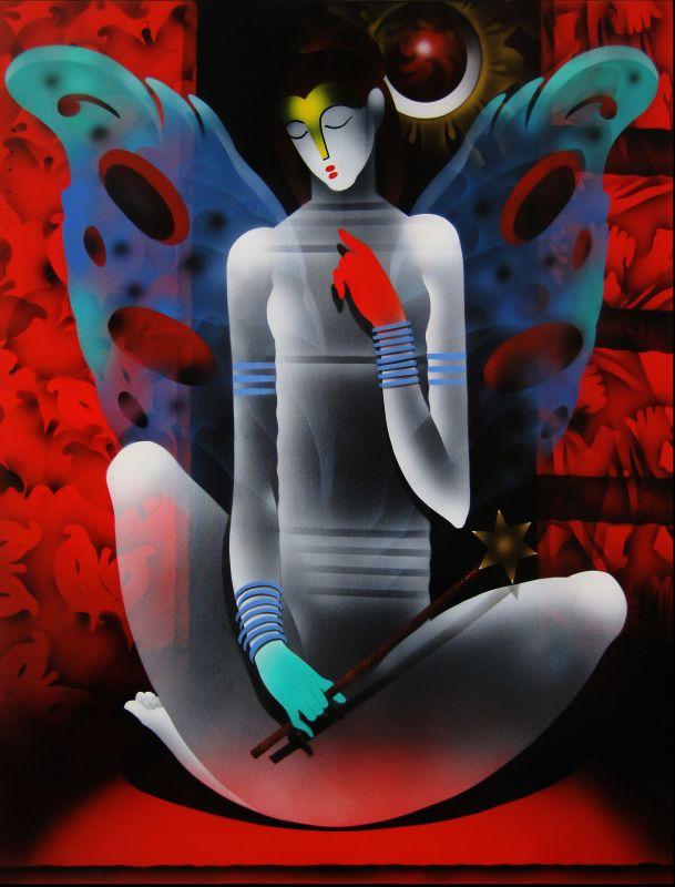 A creation by Nilesh Pawar