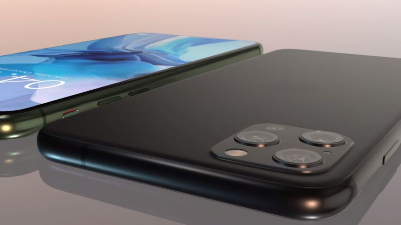 2020 iPhone 12 concept