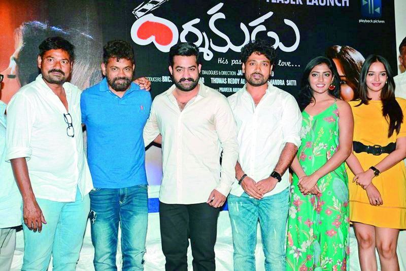 Mahesh Babu too recently tweeted about Arjun Reddy while the makers of Garuda Vega approached all the big stars to promote their film.