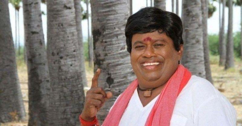 Comedian Senthil