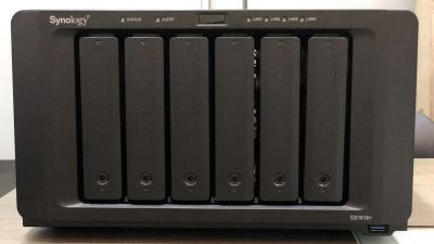 Synology DS1618+ review: The one-stop data centre for SMEs