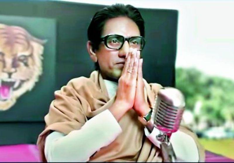 Nawazuddin Siddiqui as Bal Thackeray