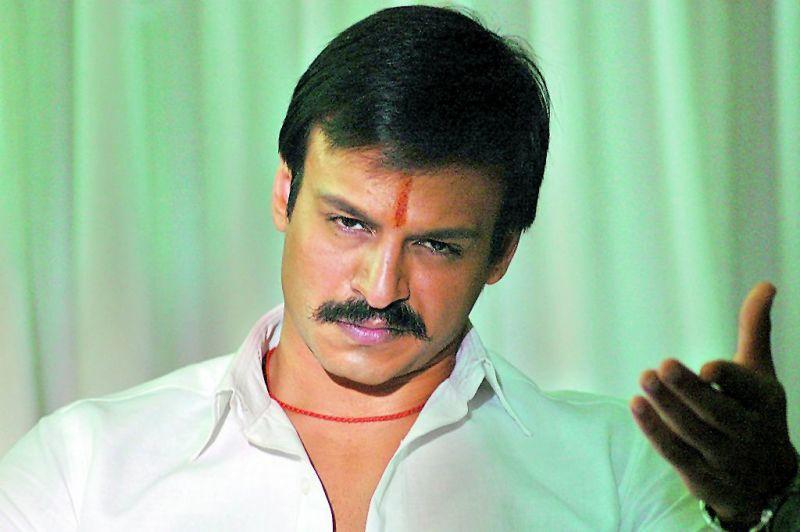 Actor Vivek Oberoi in the movie Rakta Charitra.